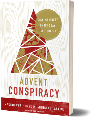 Advent Conspiracy book