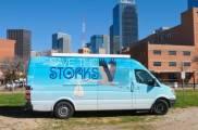 Stork Pro-life Van
