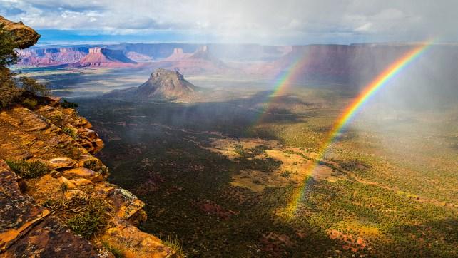Waterfalls & Rainbows