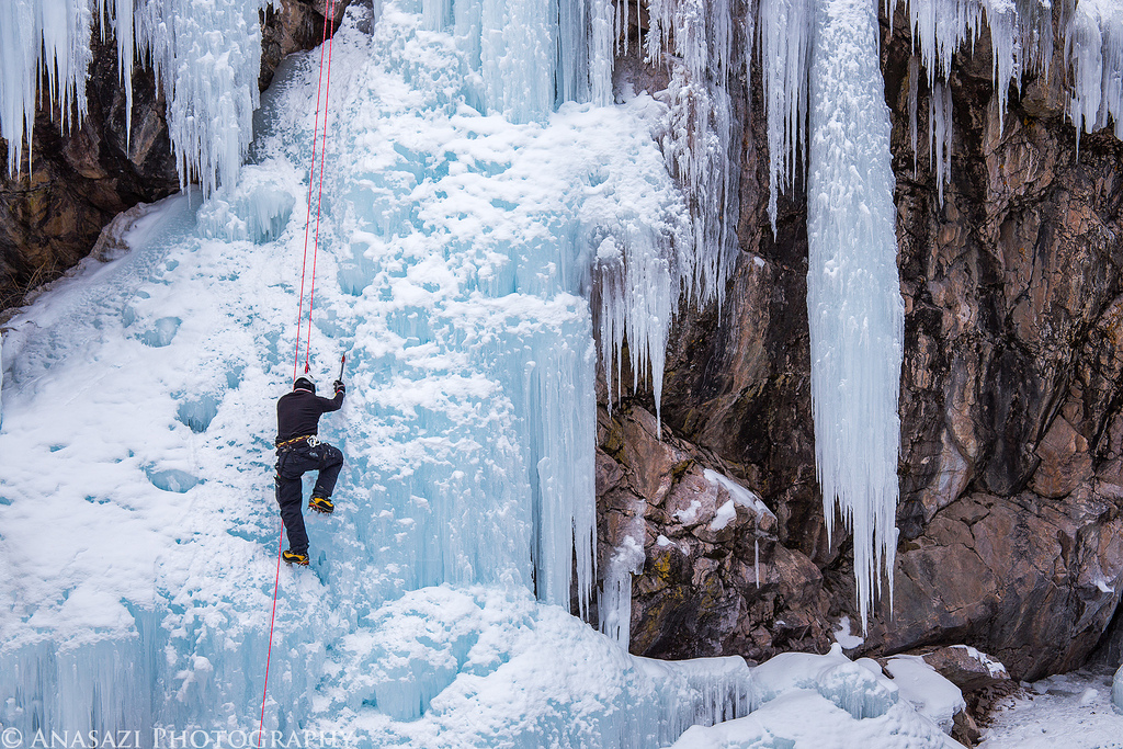 Ouray Ice Festival 2013