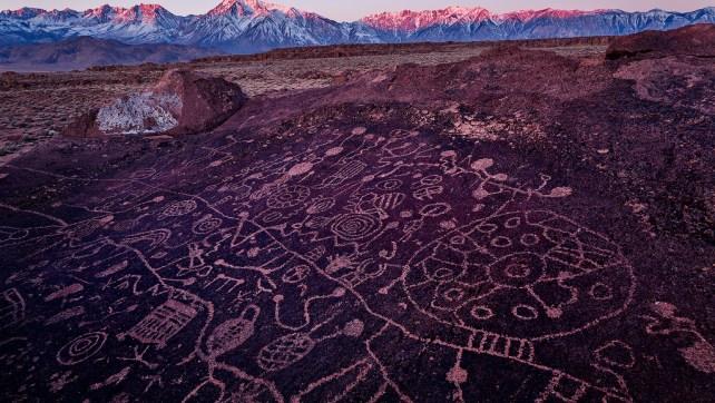 Volcanic Tablelands to the Eureka Dunes