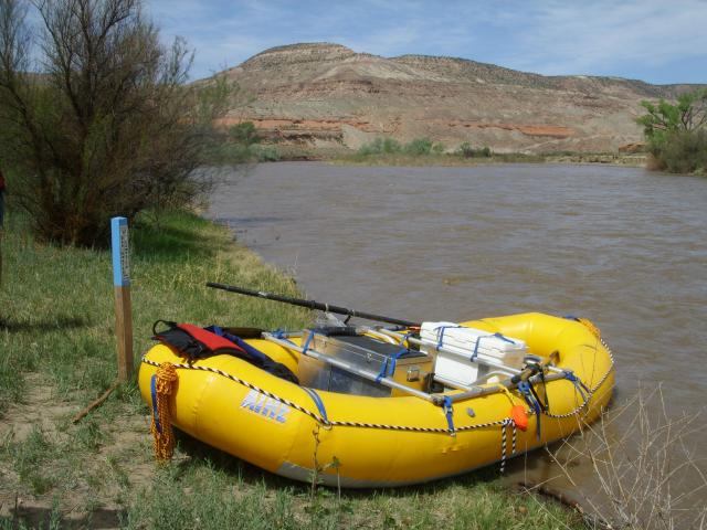 Floating the Gunnison