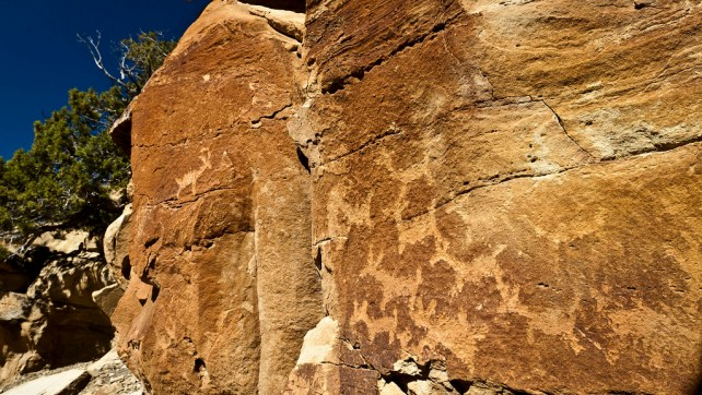 Palisade Point Petroglyphs