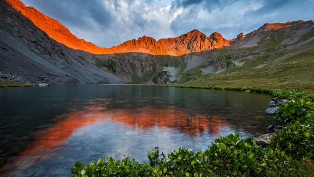 Clear Lake & Ice Lake Basin