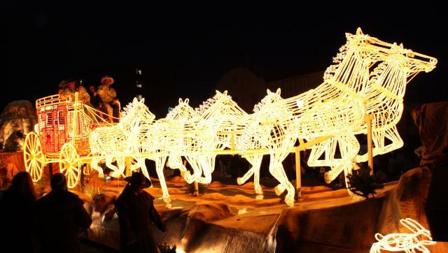 Grand Junction's Parade of Lights