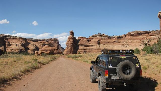 Moab and the La Sal Mountains