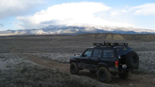 Exploring the 34 Road OHV Area