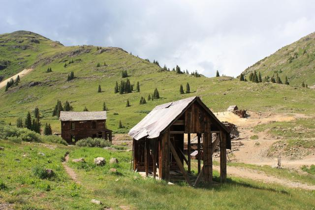 Silverton to Animas Forks