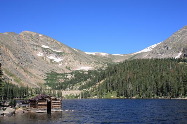 Chinns Lake, Kingston Peak & More