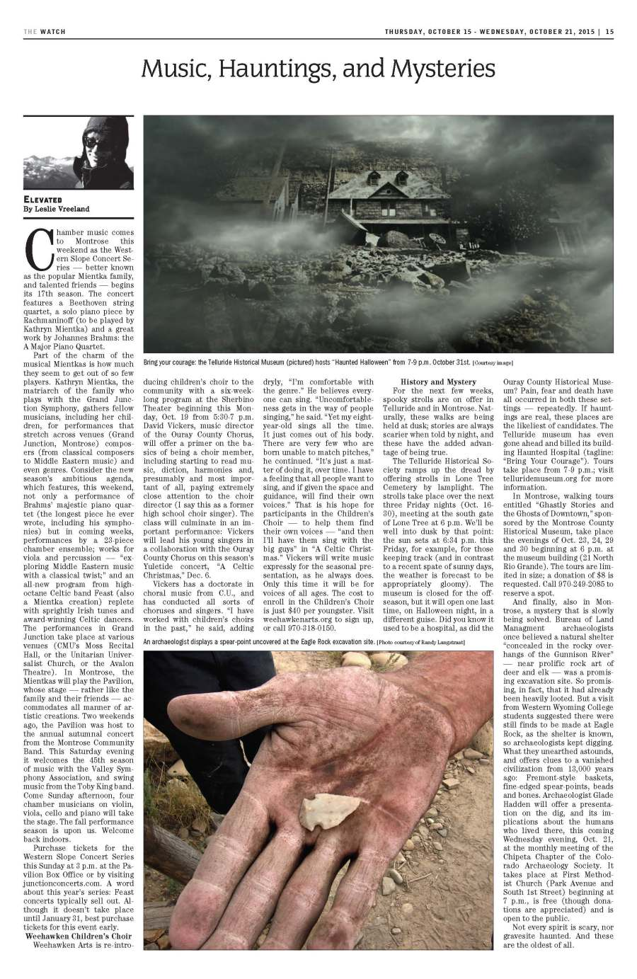 The Watch Article