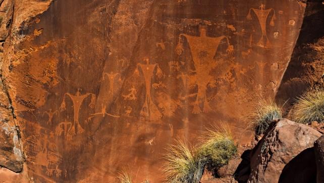 Paradox Valley Petroglyphs