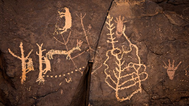 Shavano Valley Rock Art Tour