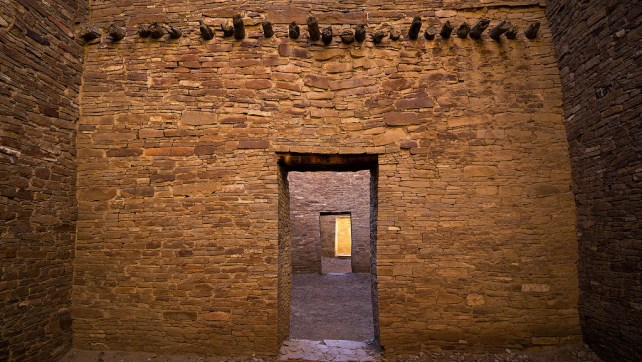 Black Friday in Chaco Canyon