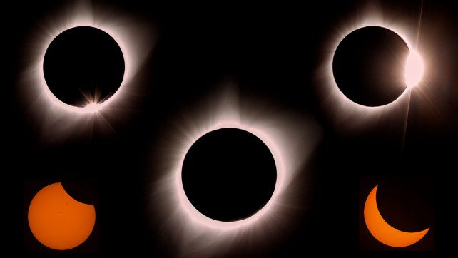 The Great American Eclipse in The Wind Rivers