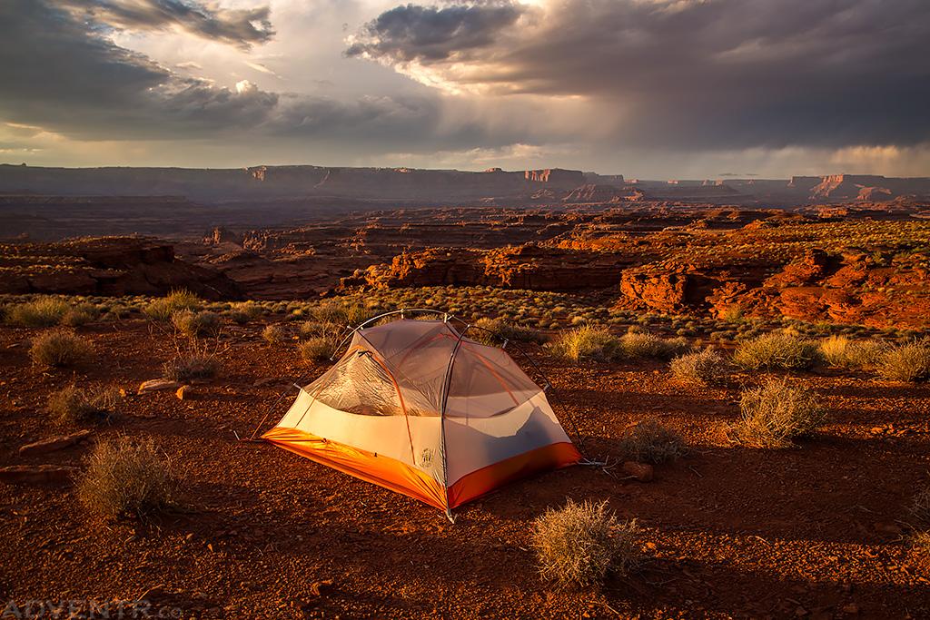 Canyonlands Camp