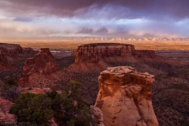 Grand View Sunset