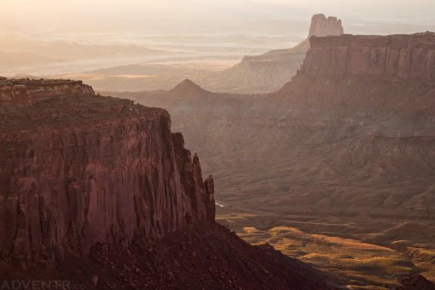 Millard Canyon Sunrise