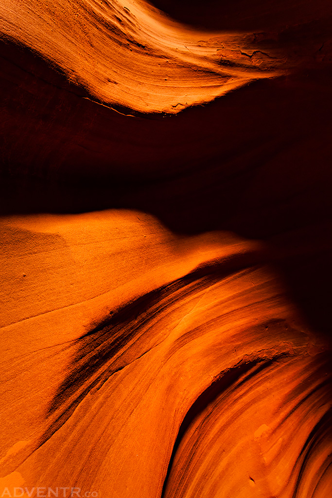 Sandstone Shadows