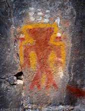 Paiute Cave Man