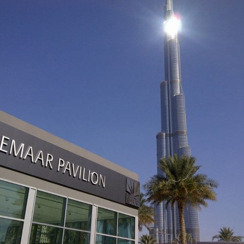 3- Emaar - Location - Emaar Pavilion, Downtown Dubai - 1