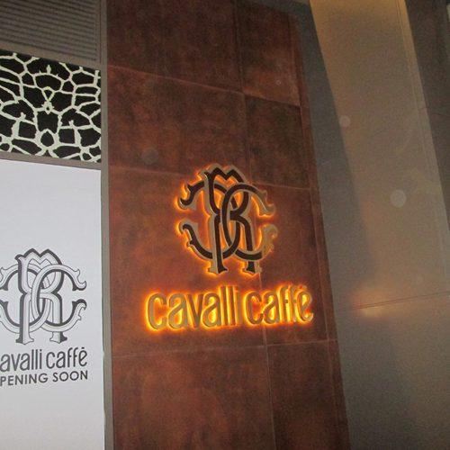 3.Cavalli- Caffe