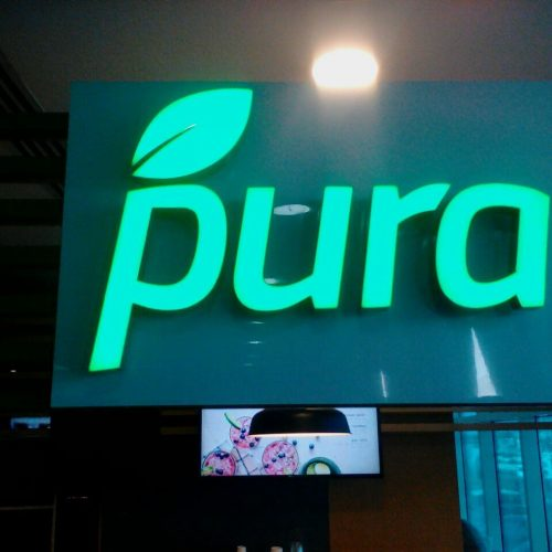 pura restaurant