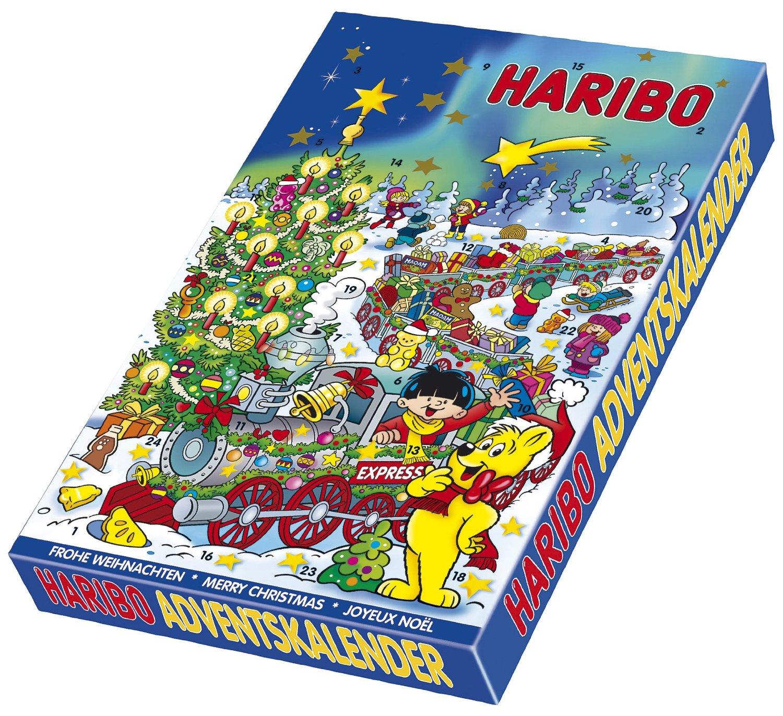 Haribo Weihnachten.Adventskalender Von Haribo Adventskalender Und Weihnachten Wir