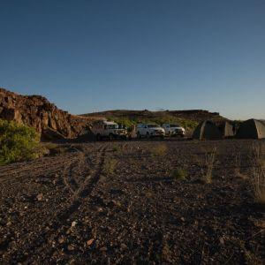 Camping Palmwag Concession