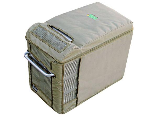 Mobiler Kühlschrank 40L mit Abdeckung