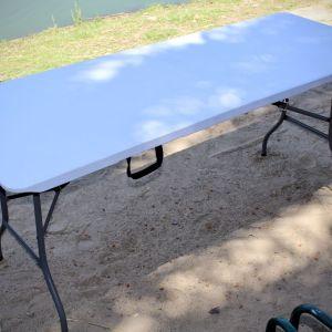 Table PE large, foldable