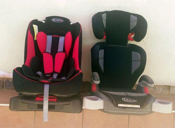 Baby- und Kindersitz