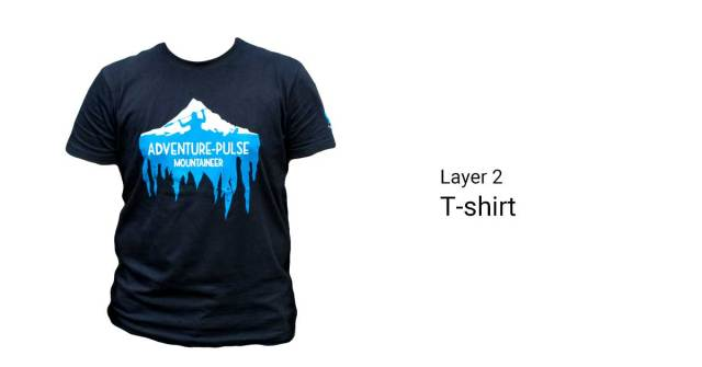Adventure Pulse T-shirt
