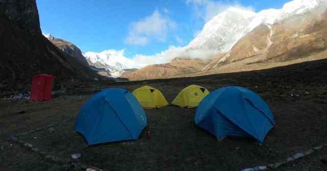 Goecha la Trek_Adventure-Pulse Lamuney Camp