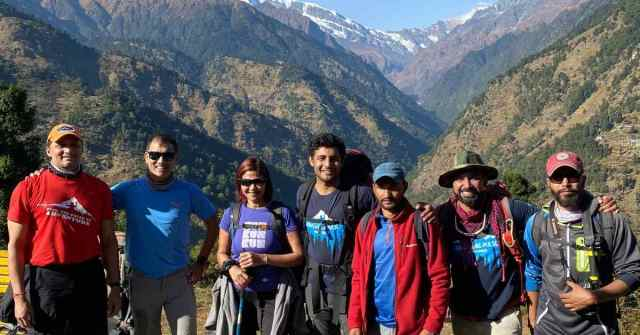Expedition Report Adventure Pulse The team