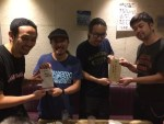 ソラノイロ japanese soup noodle free style 本店 /蕎麦超人 ニューアコ 番外編