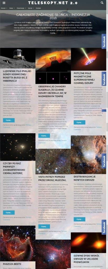 teleskopy.net