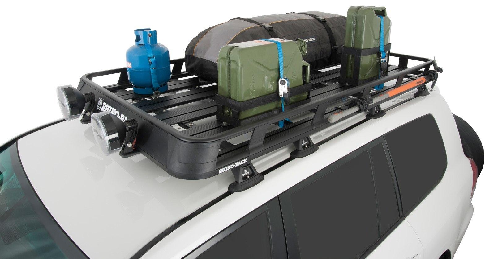 roof rack accessories adventure 4x4
