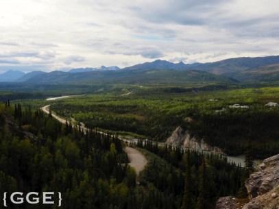 Denali Entrance Alaska