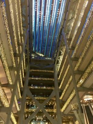 HSBC Building - Atrium