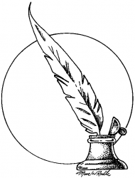ink quill