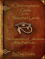 pilgrim's guide to the scorched lands cover