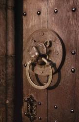 Adel,_St_John_the_Baptist_Norman_Door_Ring_(1963)_-_geograph.org.uk_-_380978