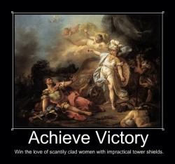 Achieve Victory