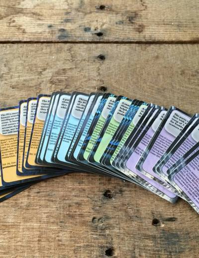 PF Cards