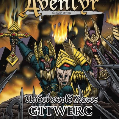 Gitwerc - cover
