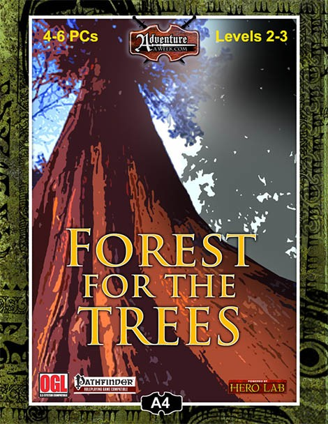 A04: Forest for the Trees -