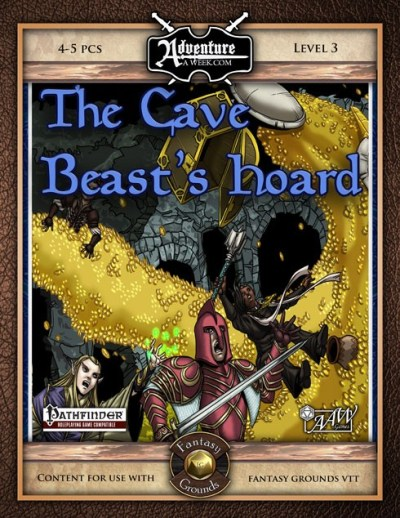 Cover B04 The Cave Beasts Hoard