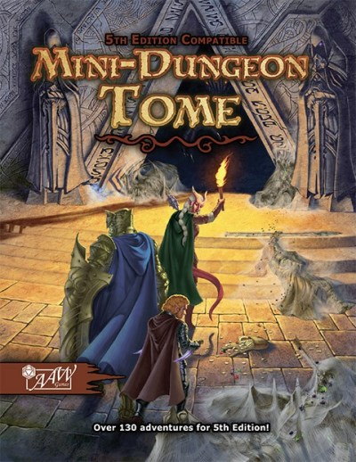 Adventureaweek com - Adventures and Maps for Dungeons & Dragons 5th