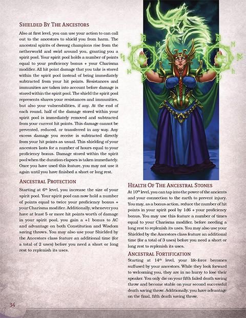 (5E) Occult Secrets of the Underworld