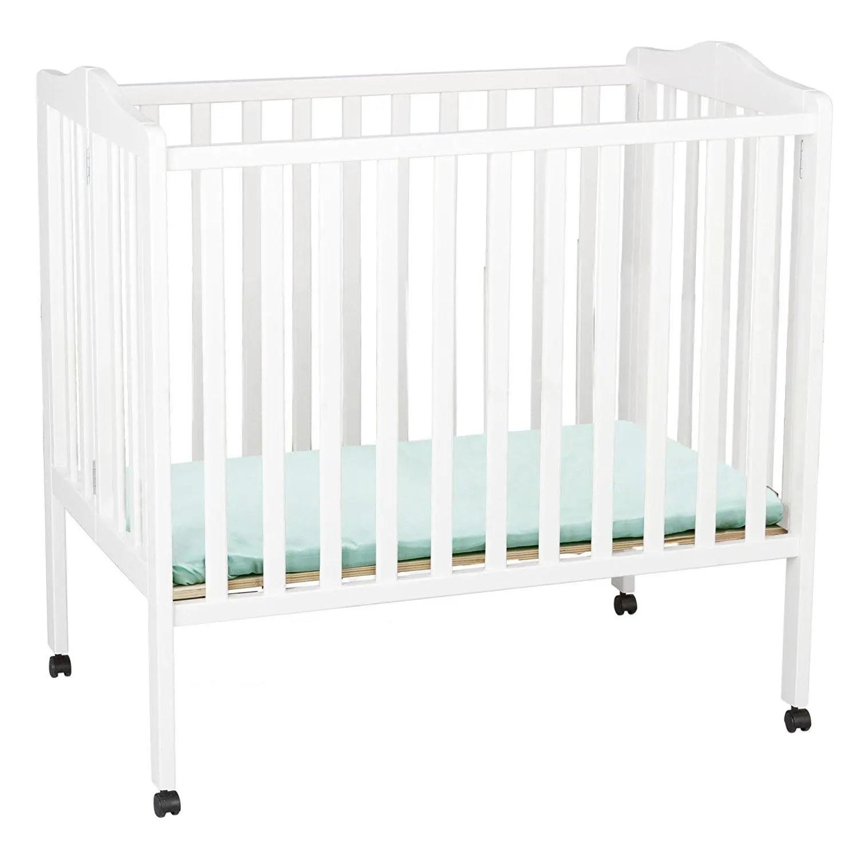 Delta Children Portable Mini Crib